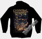 Cannibal Corpse - TDM-1463 - cipzáras kapucnis pulóver